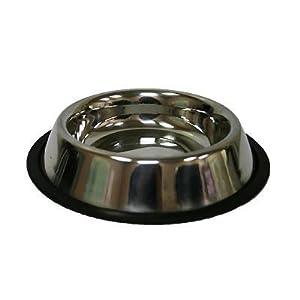 Amazon.com : Stainless Steel Pet Bowl 8oz -Dog -Water Bowl