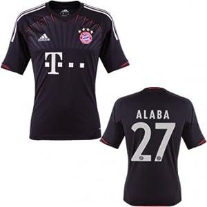 FC Bayern Alaba Trikot Champions League 2013, M: Amazon.de
