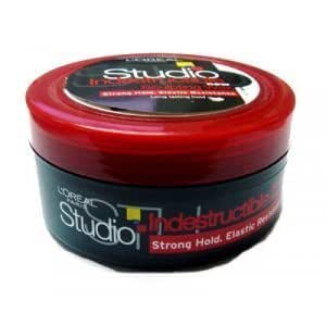 hair styling wax loreal hair styling wax indestructible 1754