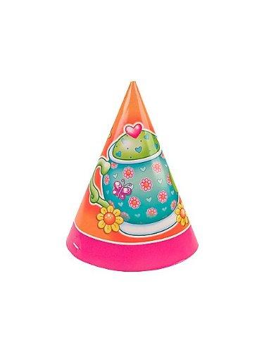 Tea Party Cone Hats