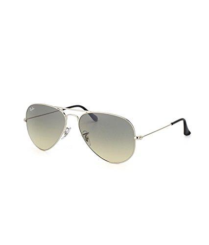 Ray-Ban RB3025 003/32 Medium Size 58 Aviator Sunglasses - B01CCJXD14