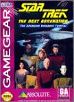 Star Trek Next Generation: Advanced Holo - Sega Game Gear