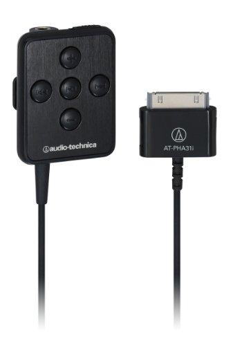 audio-technica+iPod%2Fi+Phone専用ポータブルヘッドホンアンプ++AT-PHA31i+BK