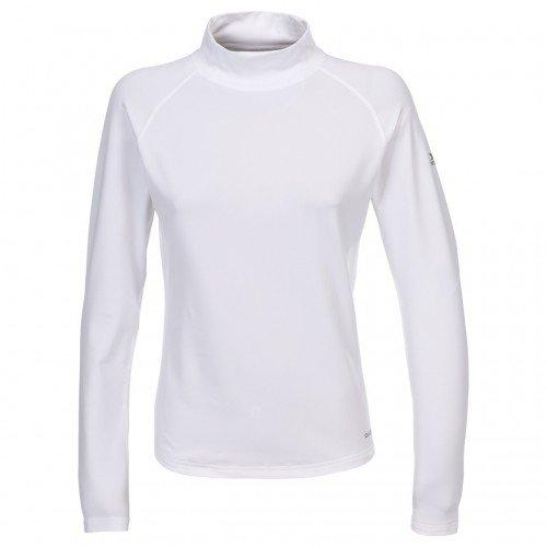 374b95d2ab Trespass - Camiseta térmica de cuello alto y vuelto manga larga para Esquí  Modelo Emelia TP75