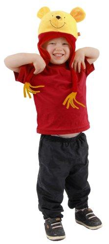 Winnie the Pooh Toddler Hoodie Hat