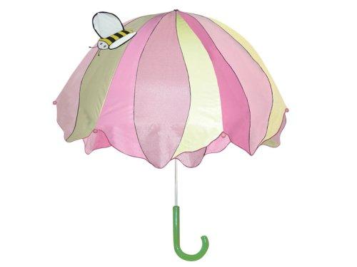 Kidorable yellow-pink lotus umbrellas