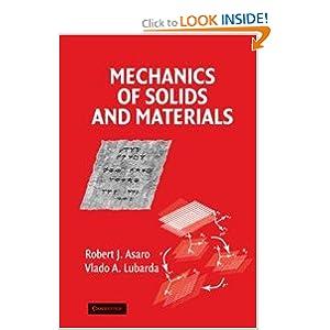 Introduction Mechanics Solids