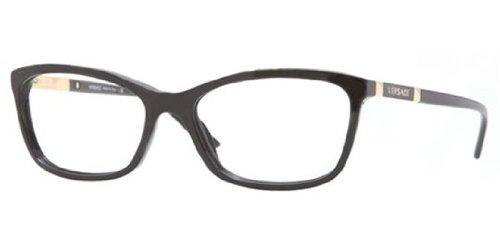 Versace VE3186 Eyeglasses-GB1 Black-54mm