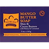 Body Butter Soap With Mango Shea And Cocoa Butters (Pack Of 6)