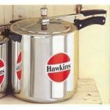 Hawkins HA12L Classic Aluminum Pressure Cooker, 12-Liter