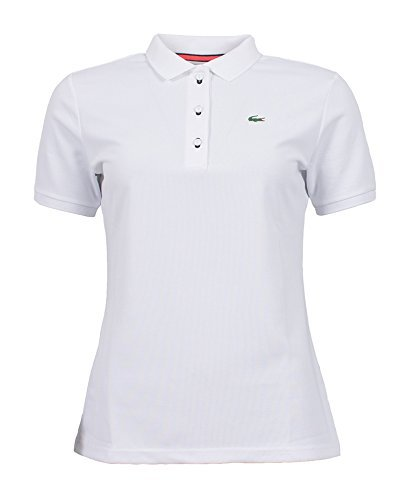 Lacoste Sport polo para mujer (blanco) -36
