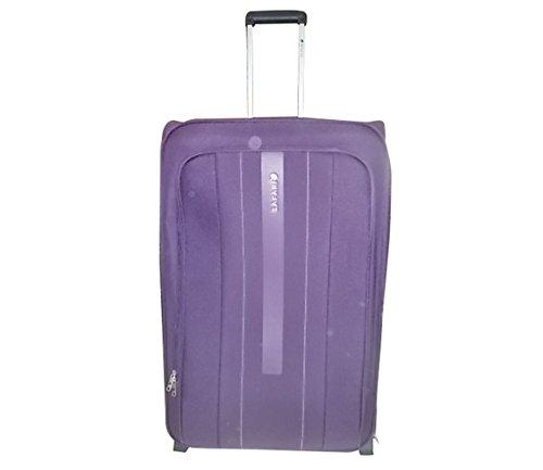 85316ac2e1 Safari Vertigo 65 Cm Trolley - Purple Best Deals With Price ...