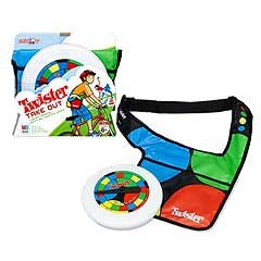 Click to buy Twister Take-Out portable game!