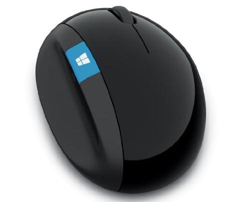 マイクロソフト Sculpt Ergonomic Mouse for Business Win7/8 Black 5LV-00004