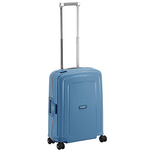 Samsonite S'Cure S Valise 4 roues gris bleu