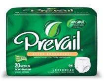 Brief Prevail Pullon 20Ea/Pk 4Pk/Cs