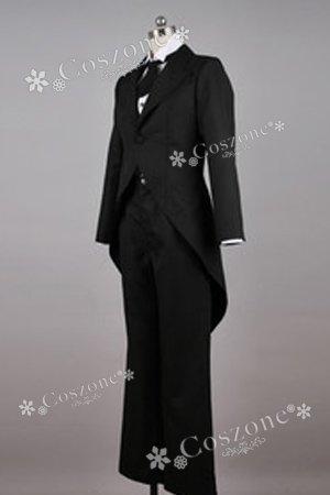 [Japan Cosplay] Custom-Made Ladies versus Butlers! Akiharu Hino Japanese Anime Cosplay Costume Mens
