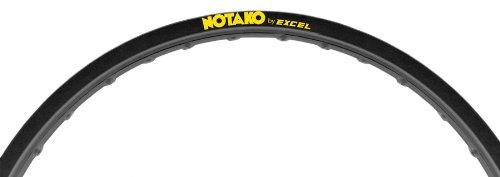 Excel GEKN11 Black 19″ x 2.15″ 32-Hole Notako Motorcycle Rim