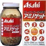 アサヒスーパービール酵母アミノゲット600粒