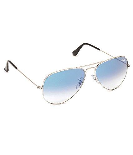 Ray-Ban RB3025 001/3F Large Size 62 Aviator Sunglasses