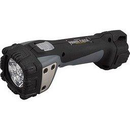 Energizer Hard Case Impact Resistant LED Flashlight with 4