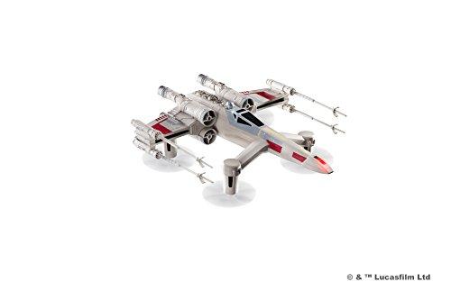 Propel SW-1977-CX - Star Wars Battling Quadcopter T-65 x-Wing Alte Prestazioni Drone