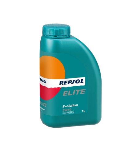 Aceite Repsol elite evolution 5w40 1 ltr.