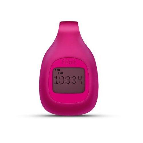 Fitbit Zip - Monitor de actividad inalámbrico, tamaño único, color rosa