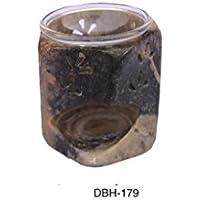 Designed By Heart Aroma Lamp/Oil Burner, Beige