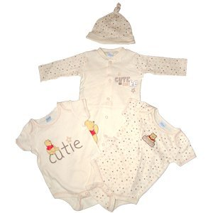 Disney Baby Clothes Gorgeous 4 Piece Baby Suit 'Cute as ...