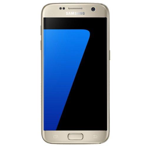 Samsung Galaxy S7 32 GB Unlocked Phone - G930FD Dual SIM - Platinum Gold