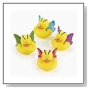 Butterfly Rubber Ducks