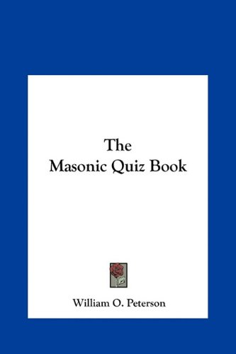 The Masonic Quiz Book
