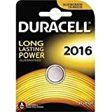 Duracell CR 2016 3V Lithium Coin Battery