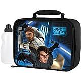 Thermos Star Wars - Clone Wars Lunch Kit - Obi Wan Kenobi & Anakin Skywalker