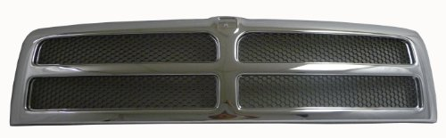 94-02 Dodge Ram 1500 2500 ick Up Truck Front Grille Car Chrome New
