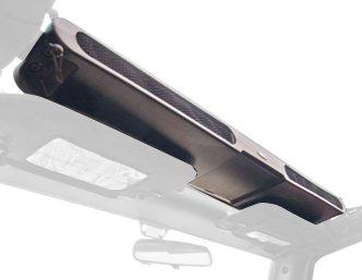 Rugged Ridge 13551.14 Black Composite Overhead Storage Console