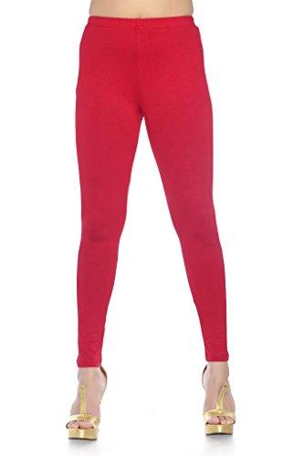 Elaine Women's Cotton Lycra Leggings - B00U65JCLM