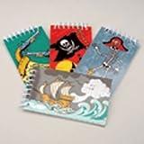 Pirate Notebooks