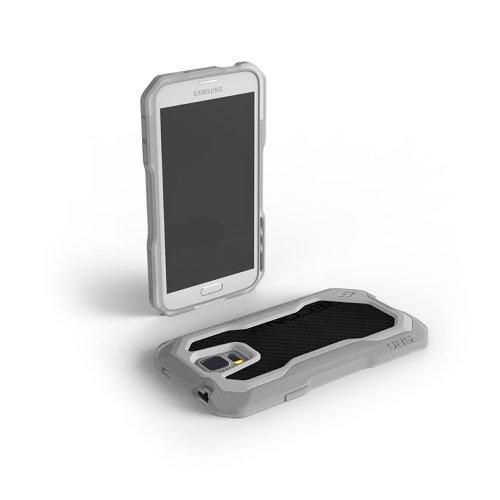 Elementcase Recon CF Case for Galaxy S5 Vapor White SMS5-1011-WF00