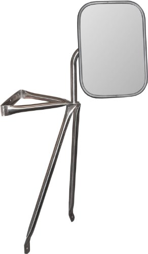Large Pickup Truck Mirror Tripod Stainless Steel NEW!!!