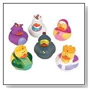 Fairy Tale Rubber Duck Ducky