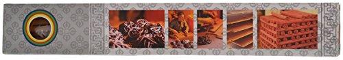 Nado Poizokhang Bhutanese Riew Incense Sticks (180gm, White) - Pack Of 2