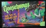 Goosebumps One Day at Horrorland Game