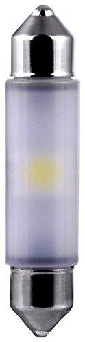 Philips 43mm festoon Bright White Interior Vision LED light (Pack of 1)