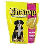 Amazon.com : Champ Premium Puppy Food 100% Complete