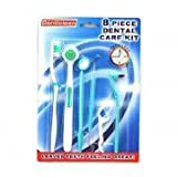 8 Piece Oral Clean Tools Dental Care Tooth Brush Oral Hygiene Oral Care Dental Hygiene Kit