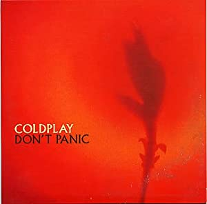 Coldplay don t panic audio book
