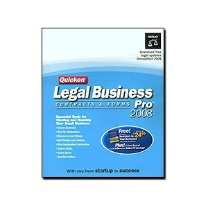 Quicken Legal Business Pro 2008 Smb Bible 140