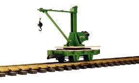LGB 46170 - Feldbahn Kranwagen: Amazon.de: Spielzeug